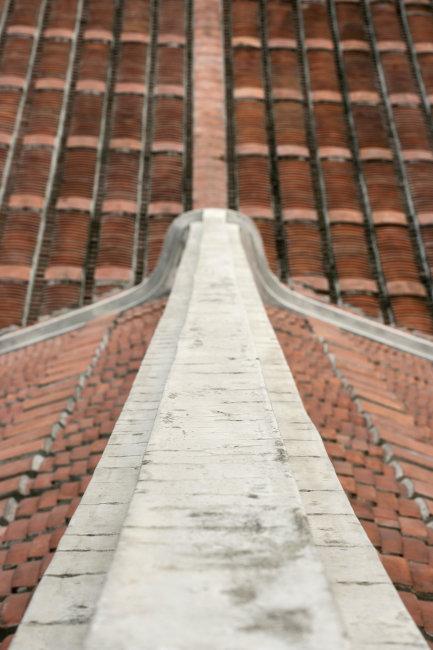 古建筑屋顶图片