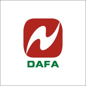 大发机械标志logo