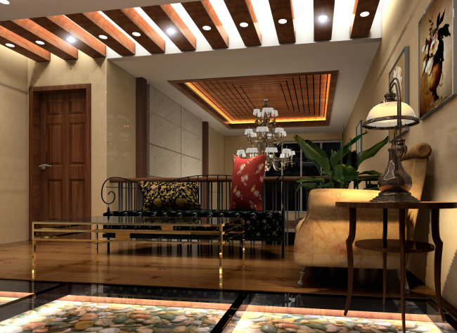 歐式風格室內設計