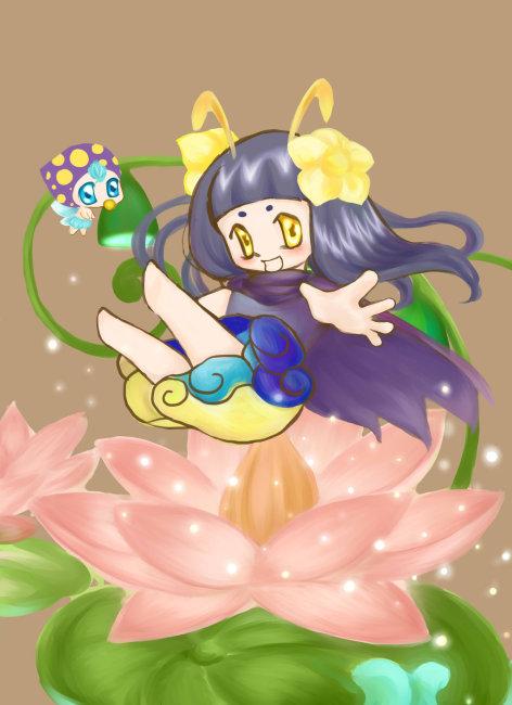 可爱小花仙