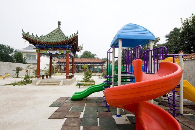 农村文化广场