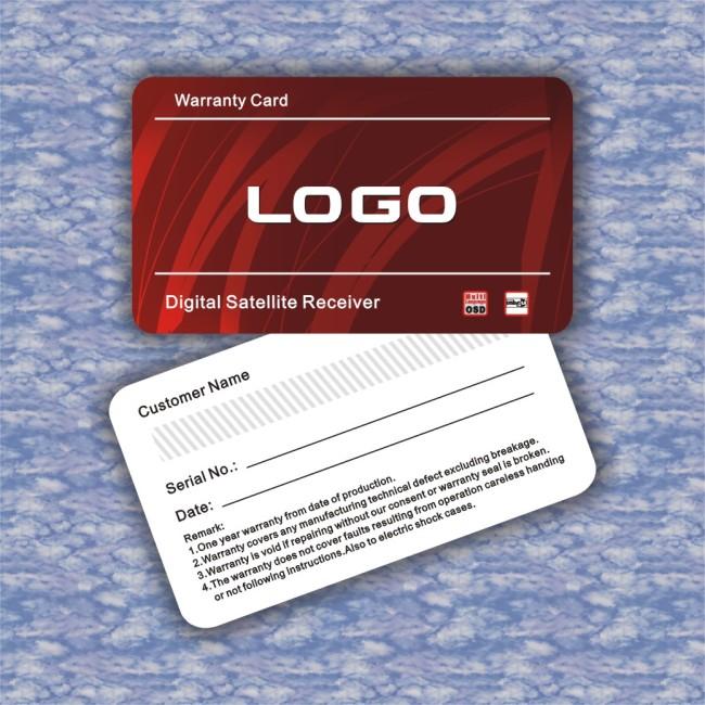 保修卡模板-其他卡类模板-vip卡|名片模板