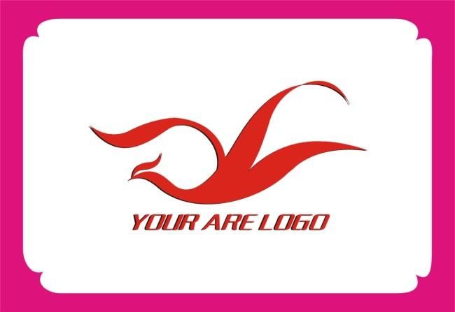 首页 正版设计稿 标志logo设计(买断版权) 房产物业logo >凤凰飞舞