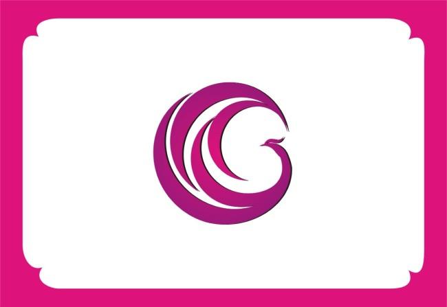 首页 正版设计稿 标志logo设计(买断版权) 美容美发logo >凤凰矢量