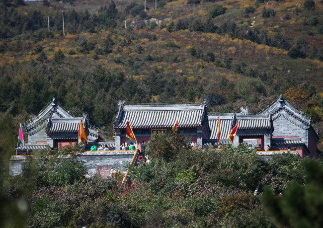 妙峰山风景区