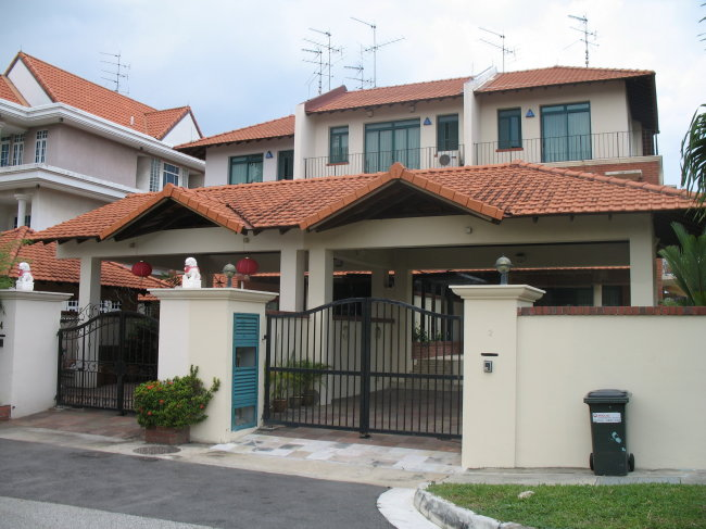 新加坡别墅