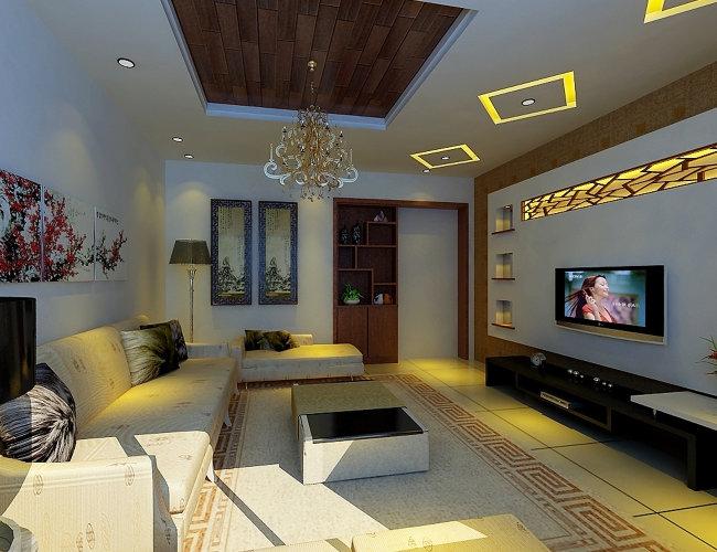 828 兆  木质吊顶 室内 室内设计 室内效果图 室内设计展板