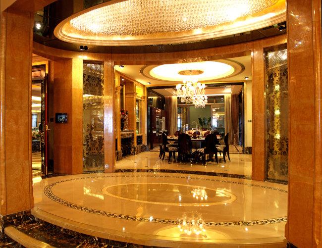 酒店室内装饰装修的设计与施工
