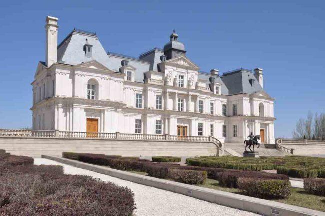 图片名称:欧式建筑城堡