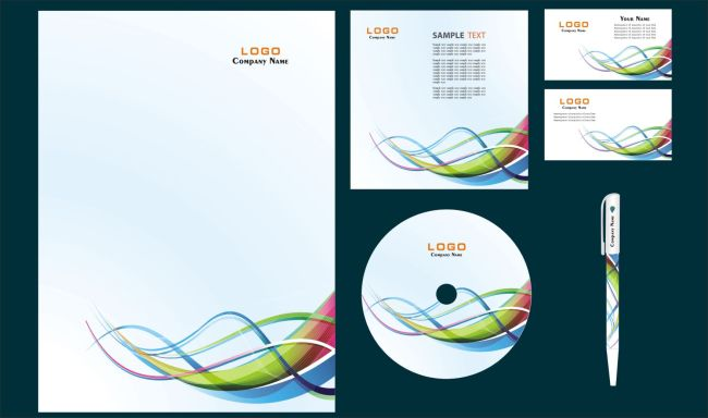 企业vi设计模板