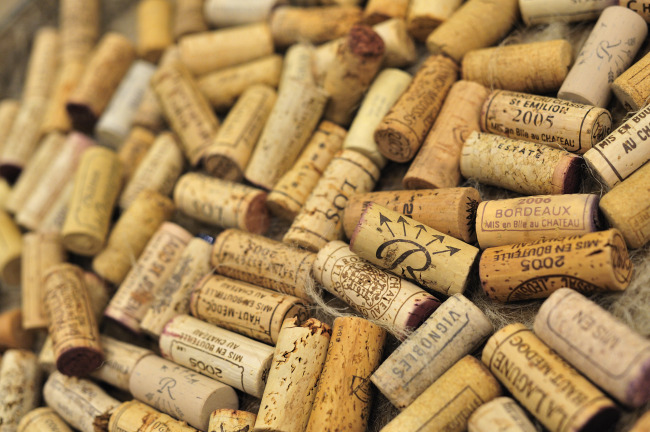 红酒橡木塞