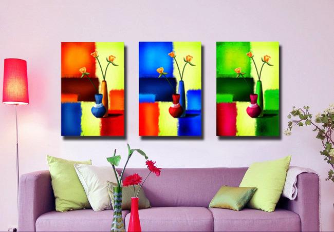 墙壁装饰画背景墙-装饰画-室内装饰|无框画|背景墙