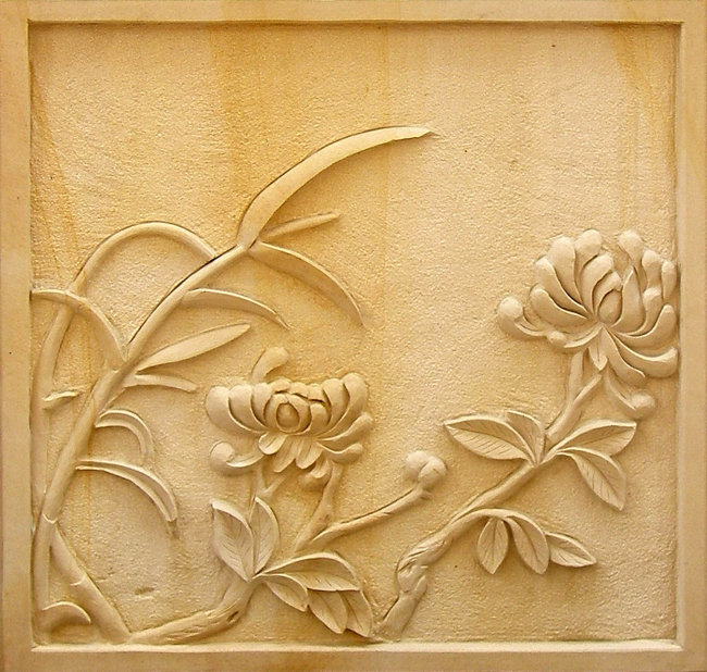 wood carving-XFL-1325-1A wood engraving machine-FALA CNC China