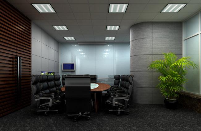 会议室效果图图片