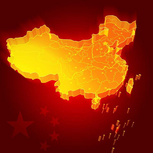 中国地图全图 中国地图素材 中