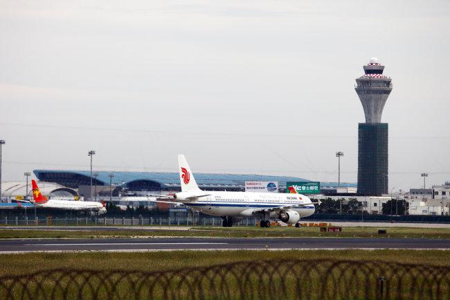 交通工具 首都机场