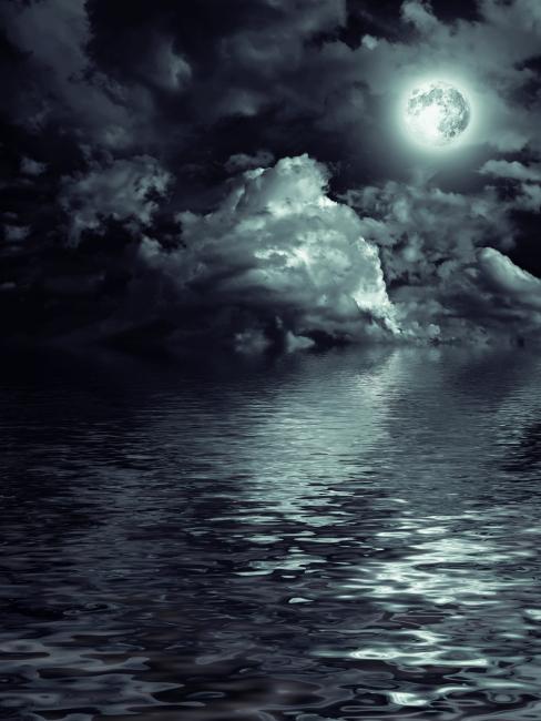 高清夜色天空图片下载