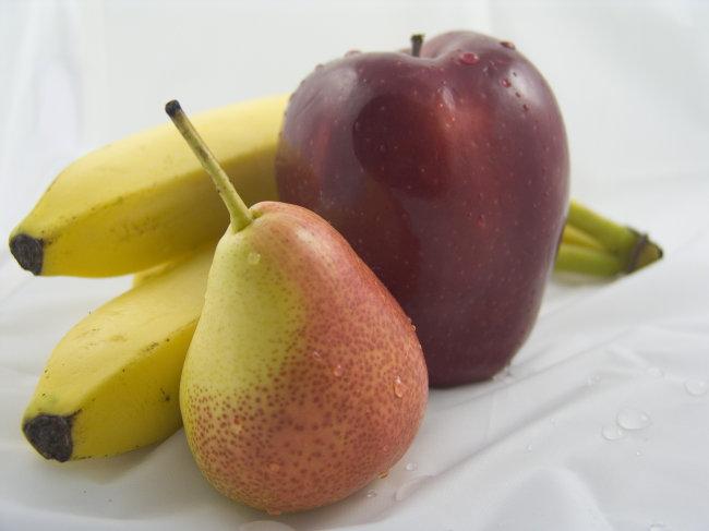 水果 拼盘 香蕉