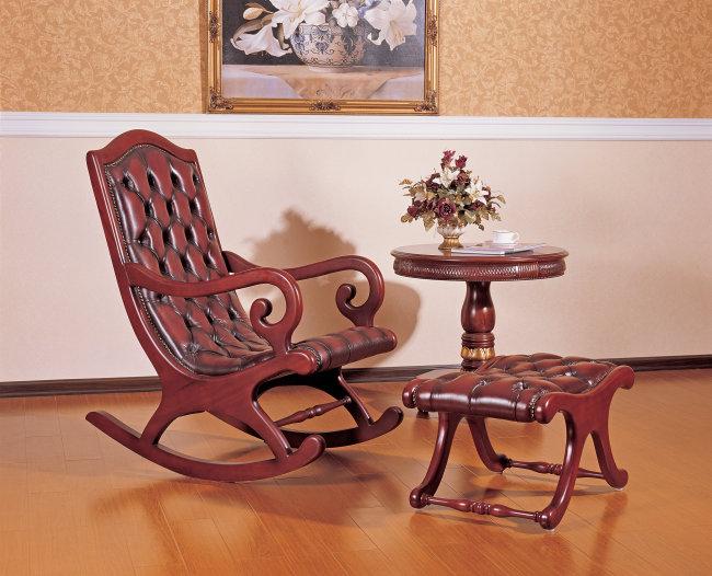 欧式摇摇椅高清图片素材下载