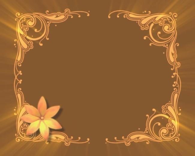 相册边框形状高清视频背景素材