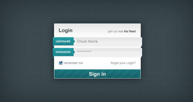 login设计登录界面-ui设计|界面-网页设计模板
