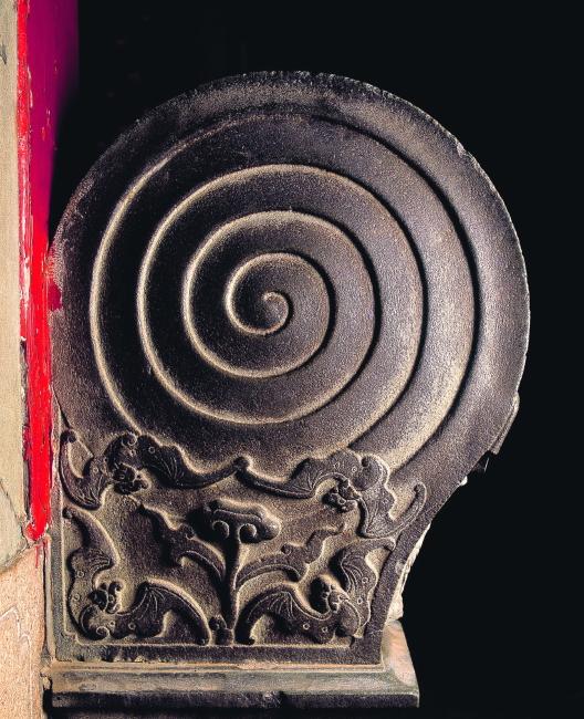 中国古代建筑细节