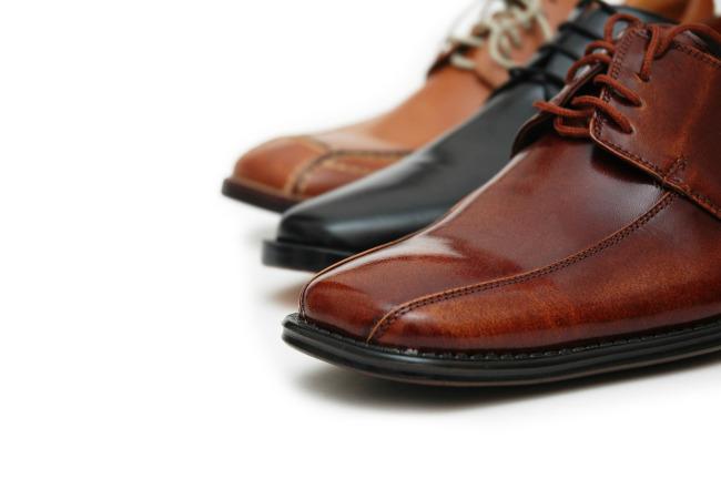 高清男士皮鞋图片