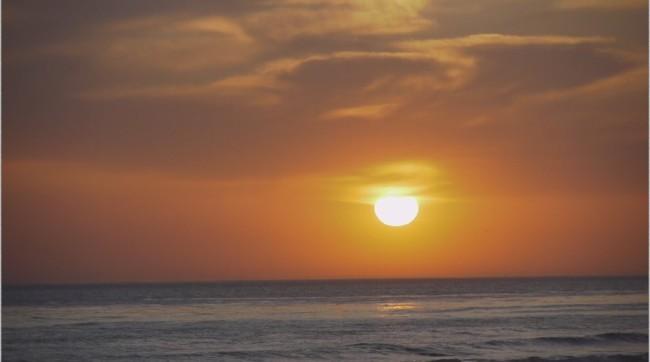 日出 日落 夕阳