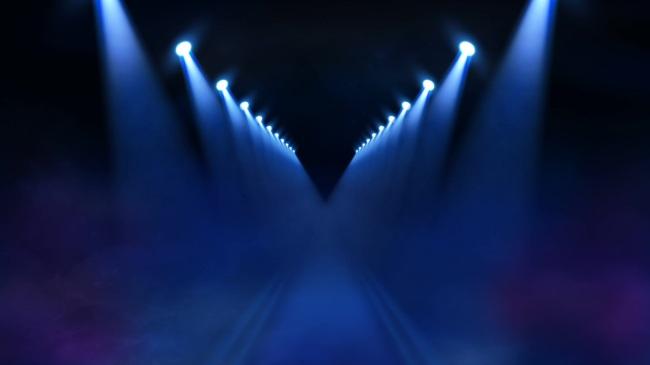 灯_3dmax用聚光灯怎么做舞台追光灯效果