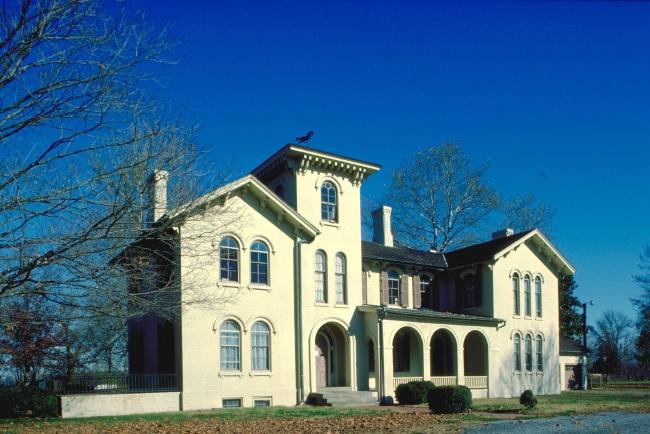 图片名称:欧式建筑别墅外观