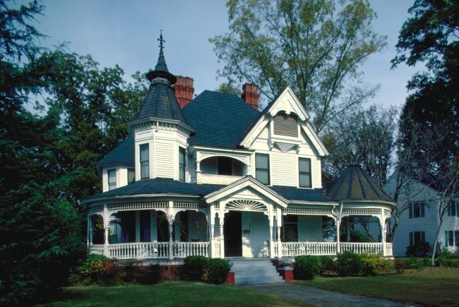 别墅 家园 园林 绿化 石材装饰 豪宅 装修 砖墙 欧式建筑 房子 室外