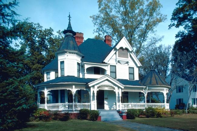 别墅建筑外观设计