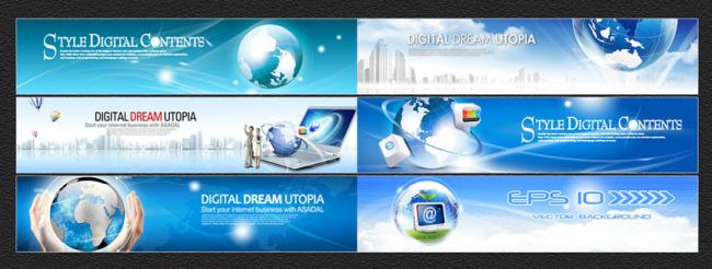 banner背景图-网站banner|网站广告条-网页设计模板