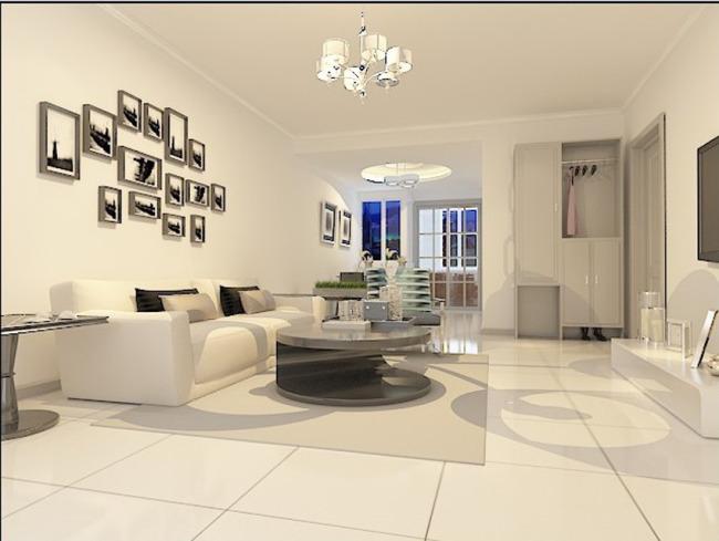 文件详细参数描述 格  式:max 图片名称:现代客厅3d效果图片