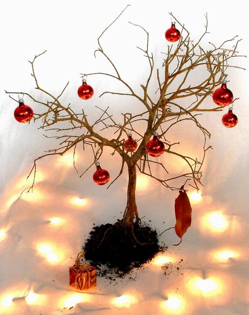 圣诞树 礼物装饰素材