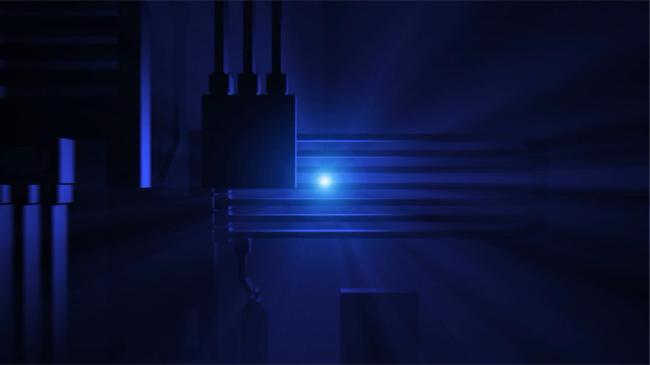高清电路光效背景动态视频素材