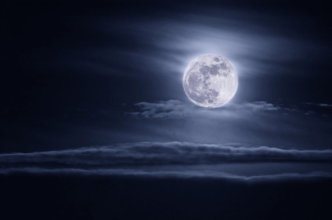 关于月亮的美图