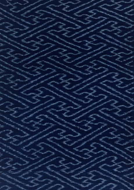 牛仔织物结构图