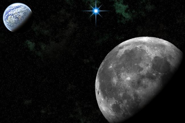 核等分层结构.最外层的月壳