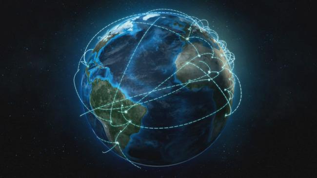 地球网络-动态|特效|背景视频素材-动态视频素材