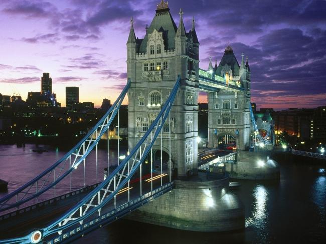 图片名称:英国伦敦塔桥