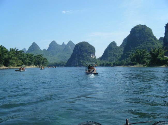 桂林山水画 桂林山水图片
