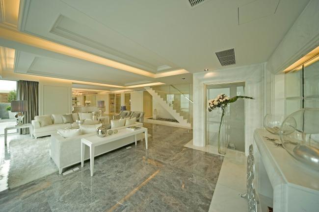 >室内设计-客厅