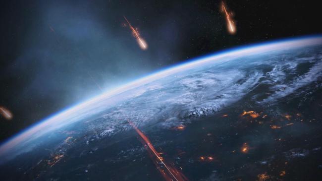 外星陨石-动态|特效|背景视频素材-动态视频素材