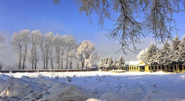779 兆  中国 东北 吉林市 雾凇岛 旅游 旅游胜地 旅行 地形