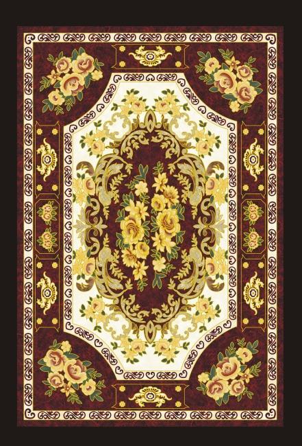 古典纹饰古典花纹地毯花地毯欧式地毯