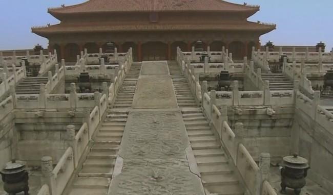 中国建筑故宫