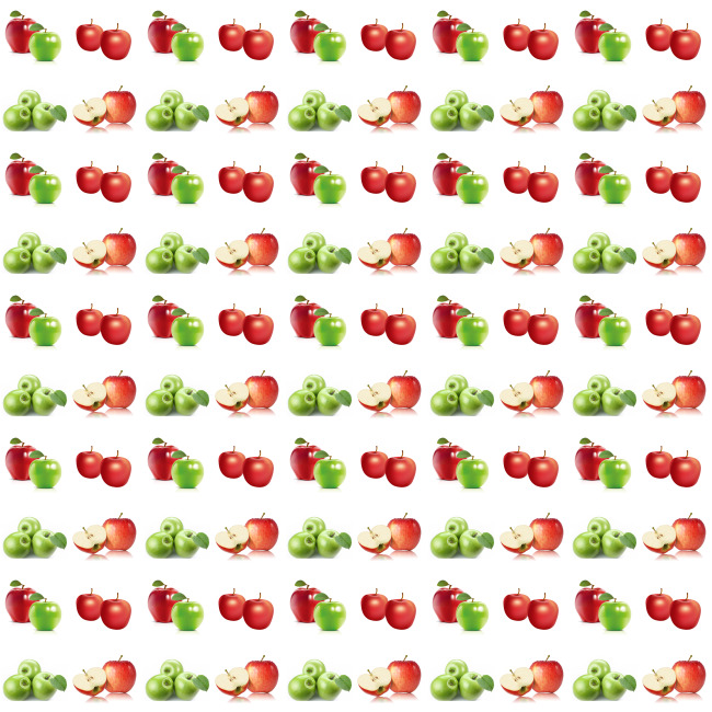 水果图案背景底纹素材