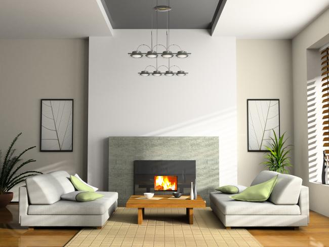 室内设计客厅装修图片