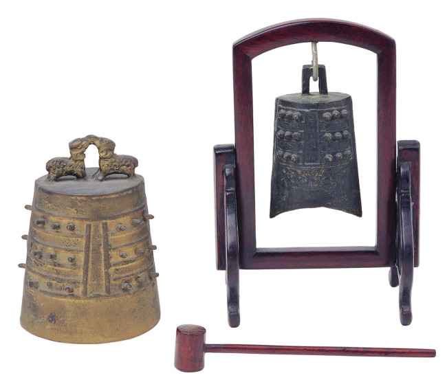传统乐器图片 编钟